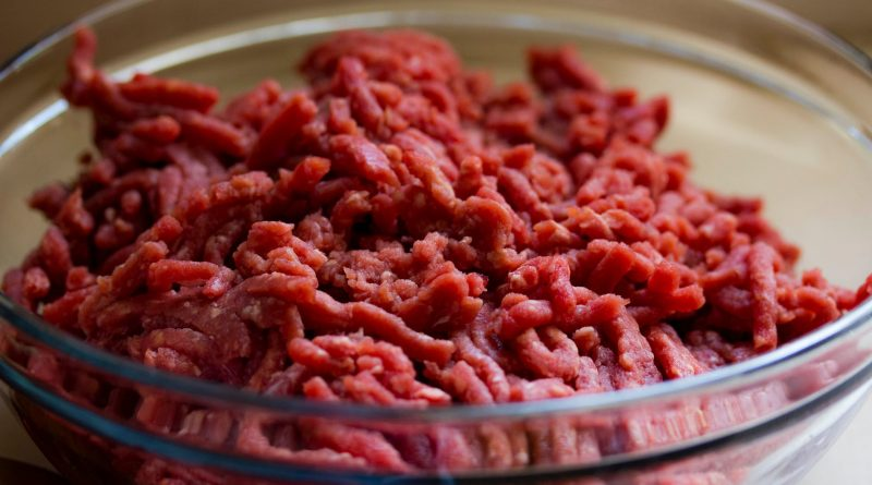 Healthy Ground Beef Recipe